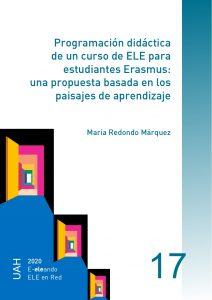 Programación didáctica de un curso de ELE para estudiantes Erasmus: una propuesta basada en los paisajes de aprendizaje